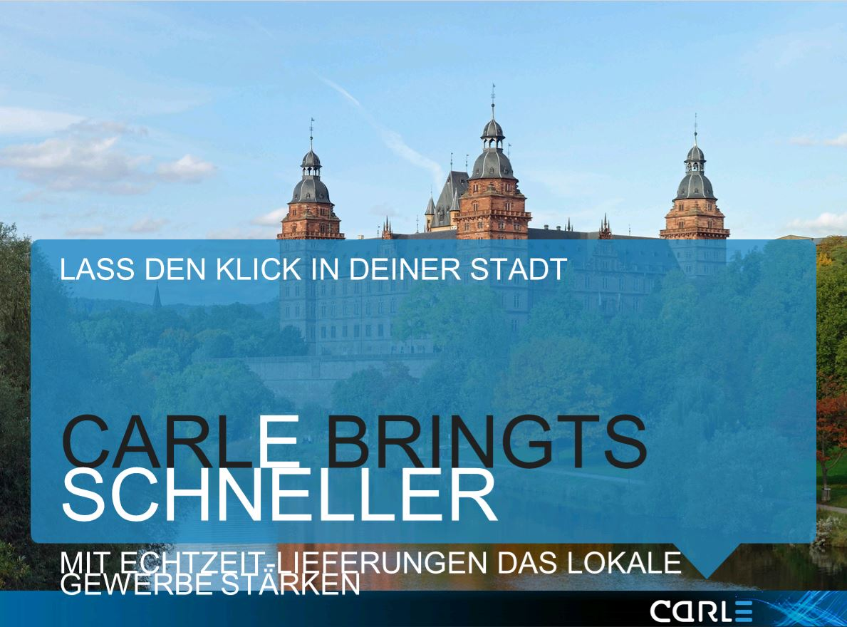 CarlE City Shopper Aschaffenburg